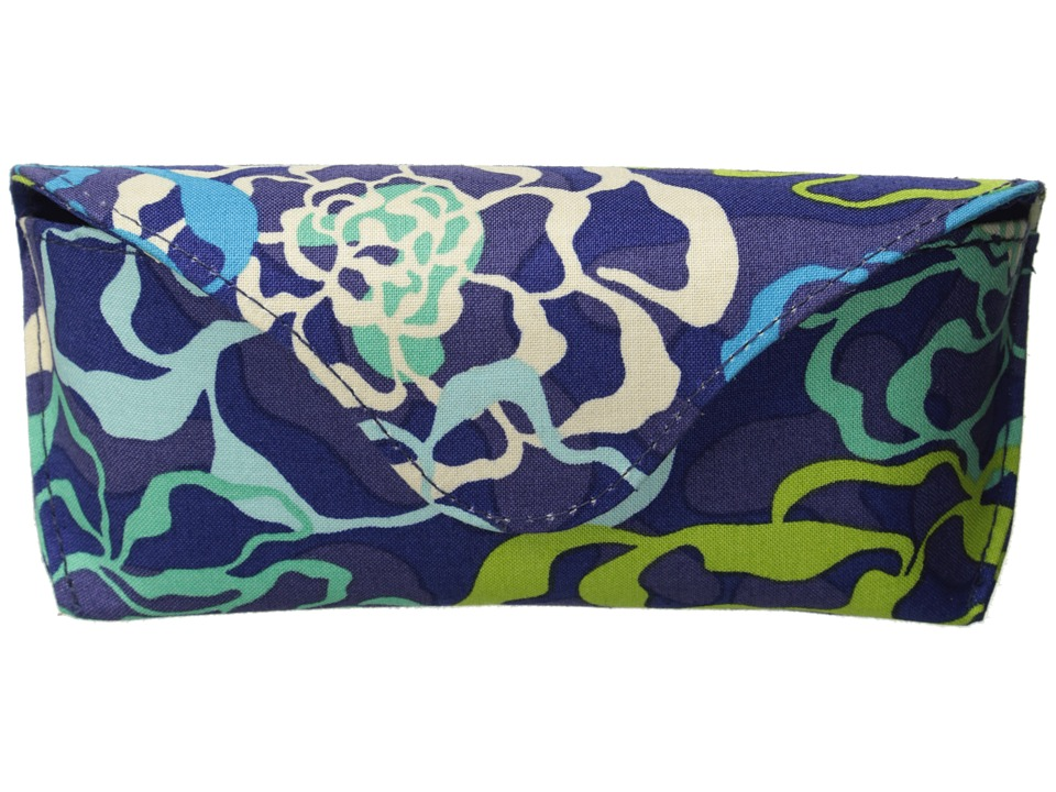 Vera Bradley - Eyeglass Case (Katalina Blues) Cosmetic Case