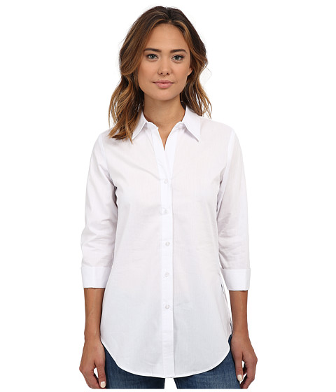 Brigitte Bailey - Katrina Blouse (White) Women's Blouse