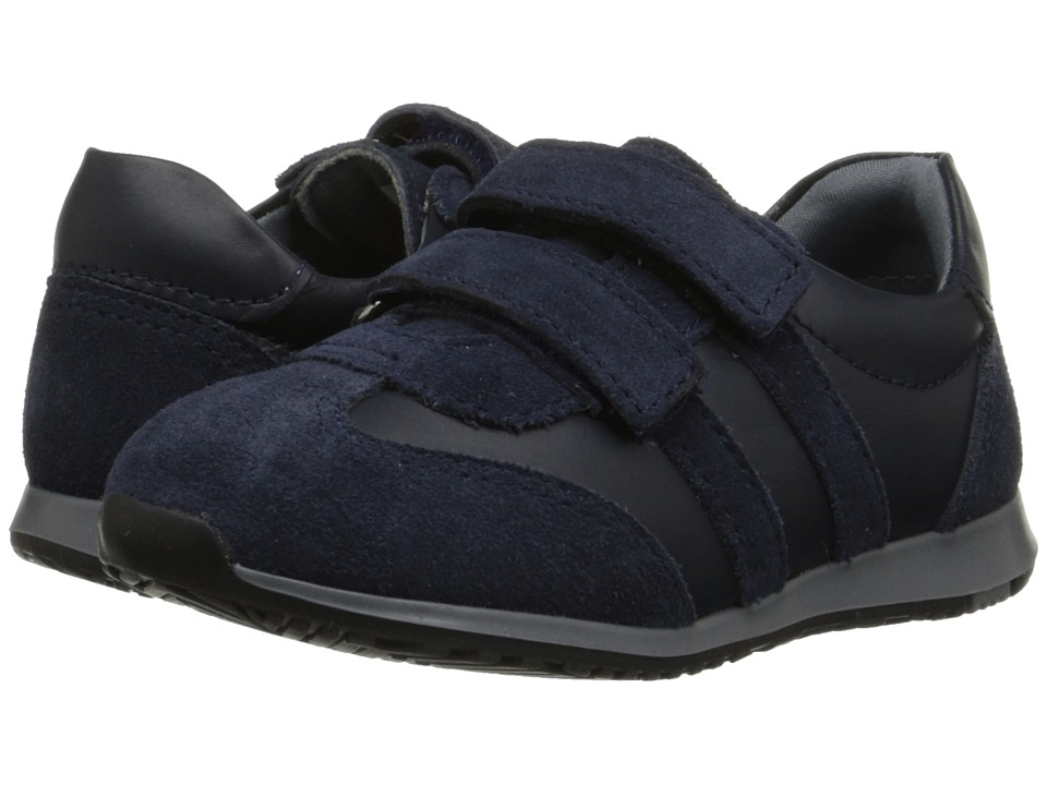 Kid Express - Parker (Toddler/Little Kid) (Navy Combo) Boy's Shoes