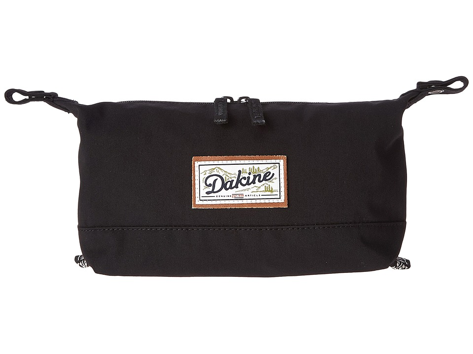 Dakine - Stash Kit Toiletry Bag (Black) Toiletries Case