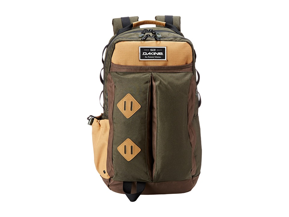 Dakine - Scramble Backpack 24L (Field) Backpack Bags