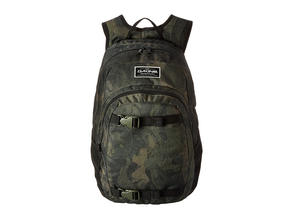 Dakine - Point Wet/Dry Backpack 29L (Peat Camo) Backpack Bags