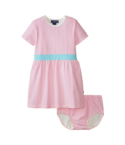 Toobydoo - The Simone Party Dress (Infant/Toddler) (Pink) Girl