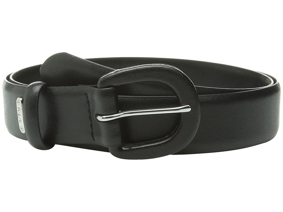 LAUREN Ralph Lauren - Classics 1 3/8 Vachetta LCB (Black) Women's Belts