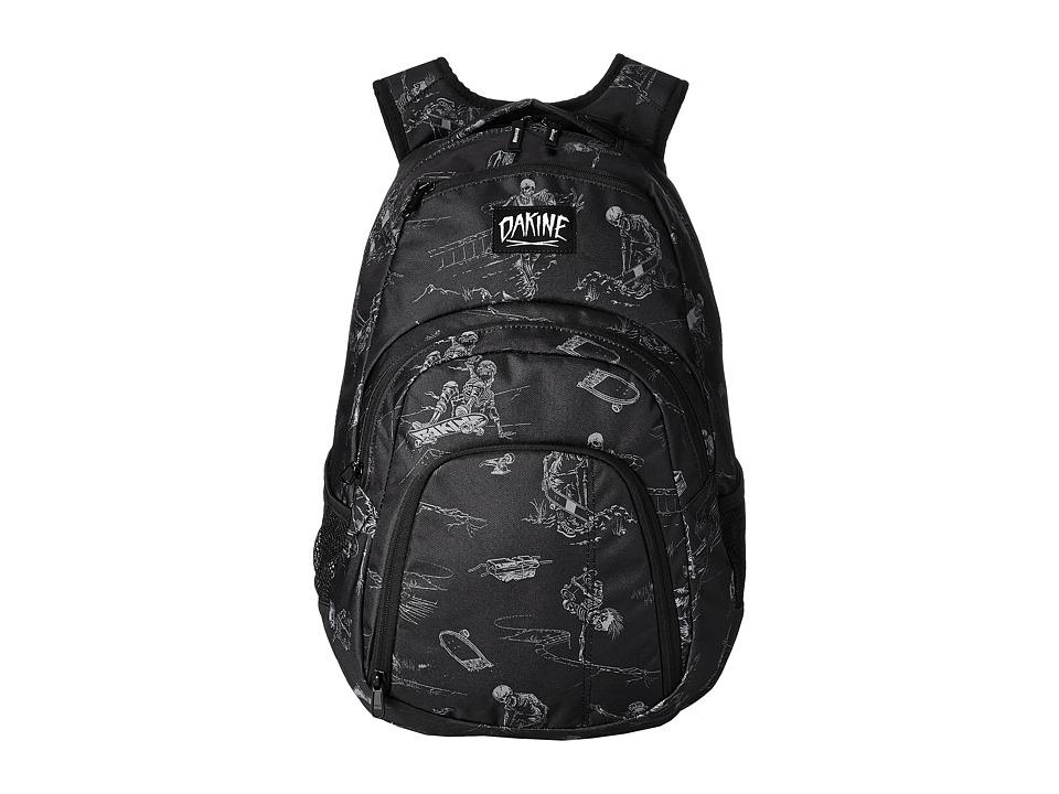 Dakine - Campus Backpack 33L (Graveside) Backpack Bags