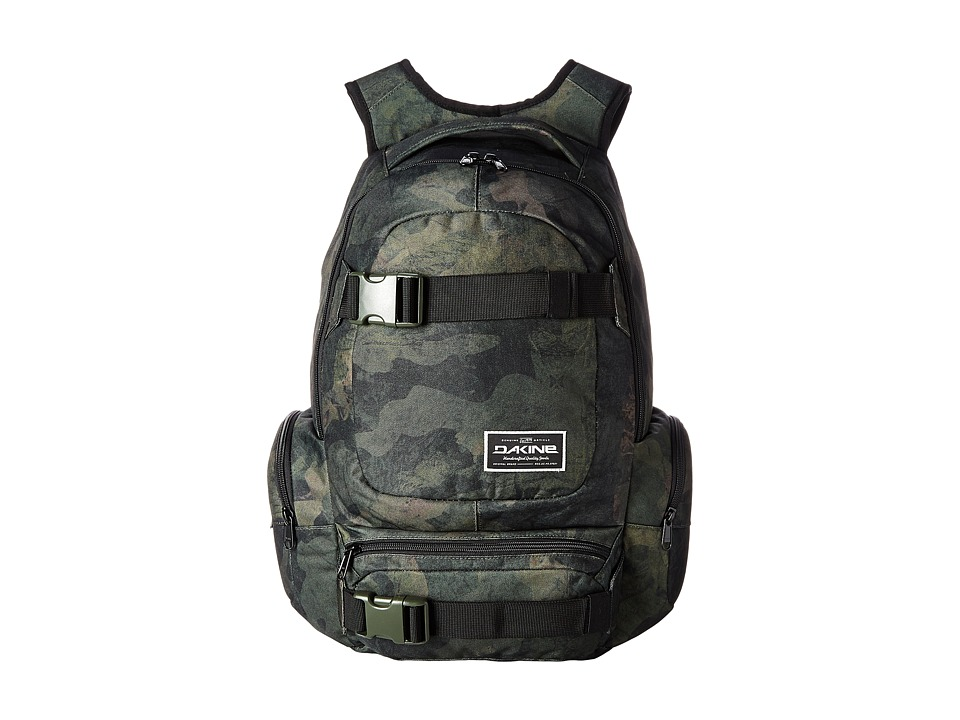 Dakine - Daytripper Backpack 30L (Peat Camo) Backpack Bags