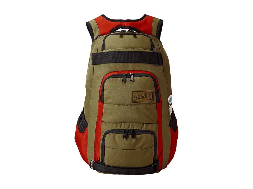 Dakine - Duel Backpack 26L (Gifford) Backpack Bags