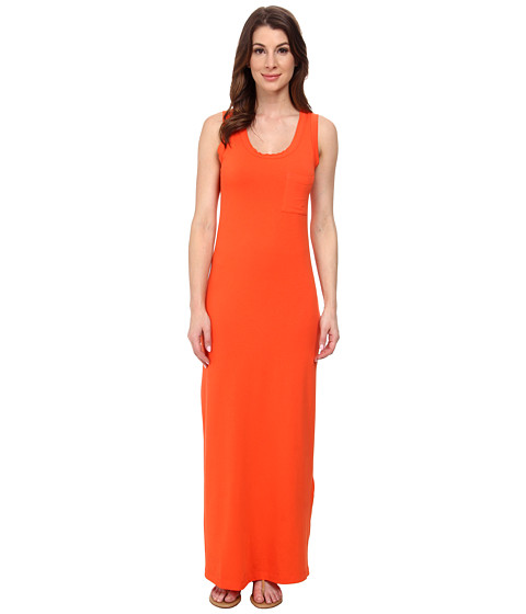 Anne Klein - Tank Maxi Dress (Orange) Women's Dress
