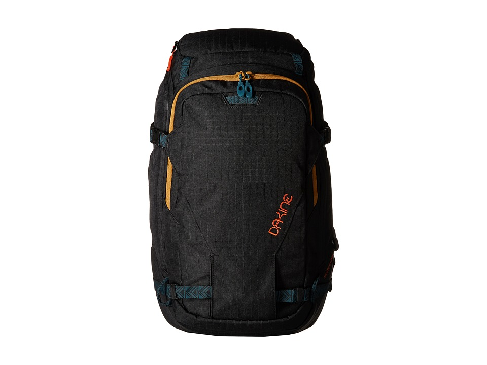 Dakine - Heli Pro DLX Backpack 24L (Black Ripstop) Backpack Bags