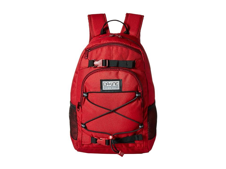 Dakine - Girls Grom Backpack 13L (Little Kid/Big Kid) (Scarlet) Backpack Bags