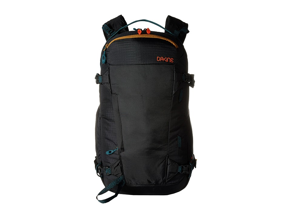 Dakine - Heli Pro II Backpack 28L (Black Ripstop) Backpack Bags