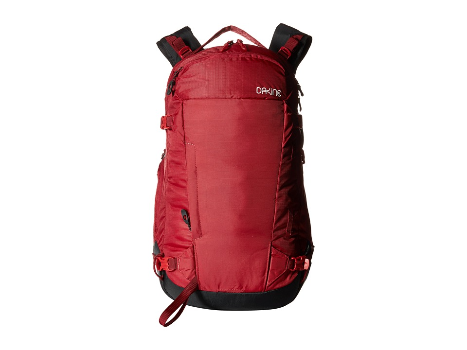 Dakine - Heli Pro II Backpack 28L (Rosewood) Backpack Bags