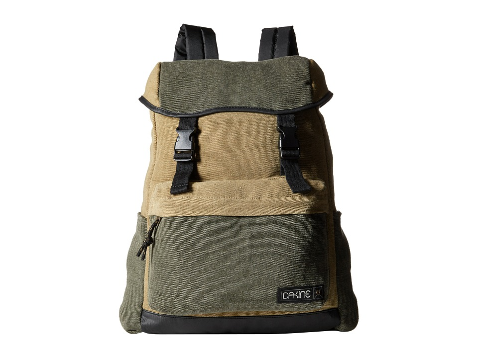 Dakine - Aspen Rucksack Backpack 20L (Desert Forest) Backpack Bags