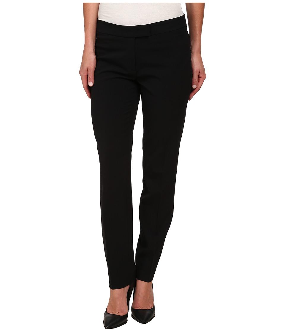 Anne Klein - Saber Slim Kong Pants (Black) Women