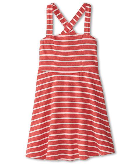Toobydoo - Skater Dress (Toddler/Little Kids/Big Kids) (Red) Girl