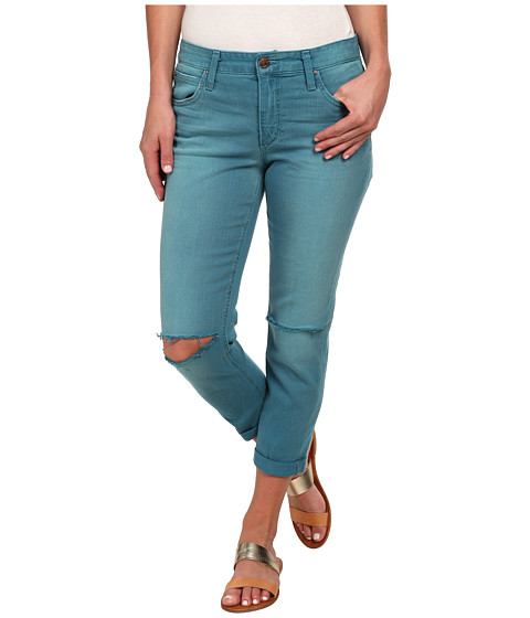 Joe's Jeans - Boyfriend Slim Crop in Ultramarine (Ultramarine) Women's Jeans