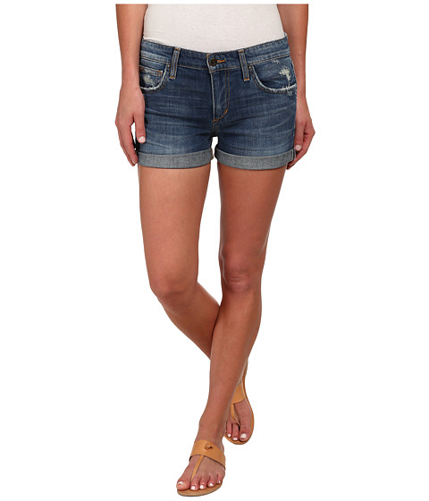 Joe's Jeans - Rolled Shorts in Celeste (Celeste) Women's Shorts
