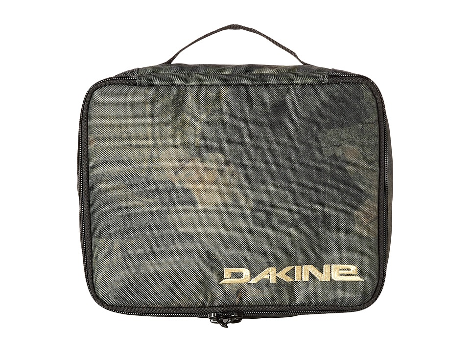 Dakine - Lunch Box Accessory Case 5L (Peat Camo) Cosmetic Case