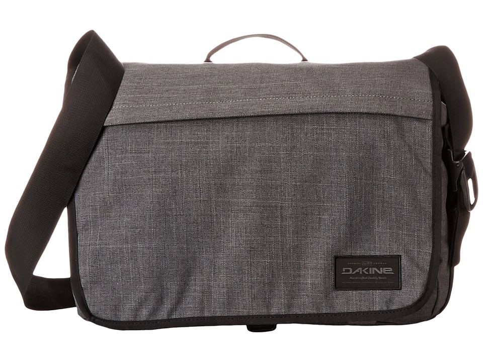 Dakine - Hudson Messenger Bag 20L (Carbon) Messenger Bags