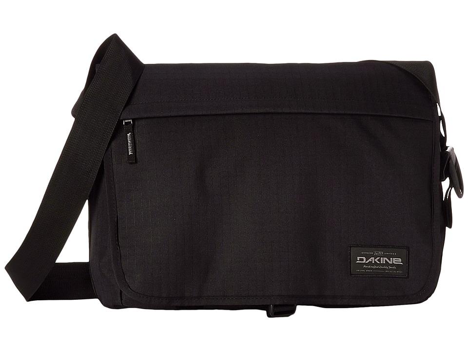 Dakine - Hudson Messenger 20L (Black) Messenger Bags