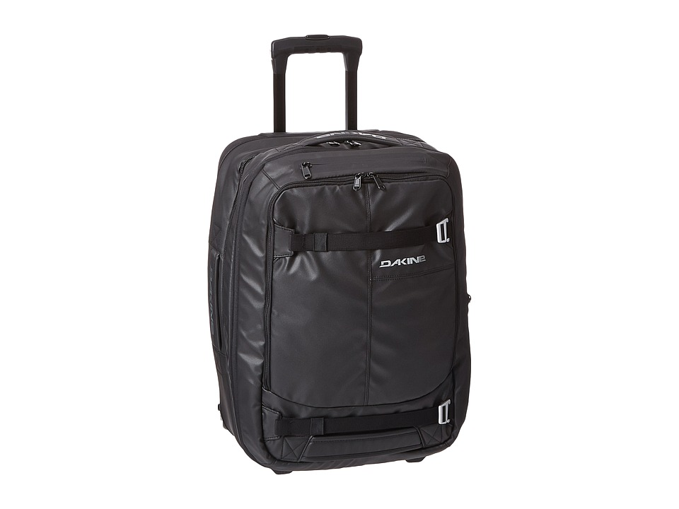 Dakine - DLX Roller Luggage 46L (Black) Luggage