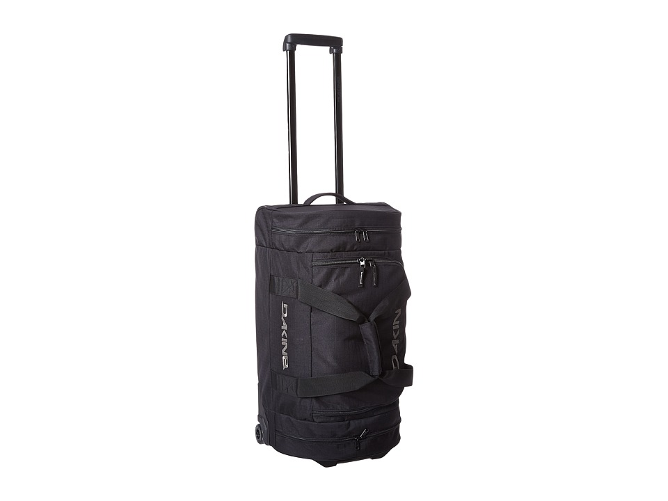 Dakine - Duffel Roller Luggage 58L (Black) Luggage