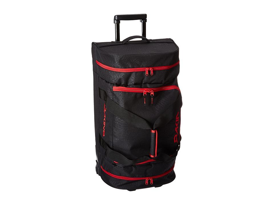 Dakine - Duffel Roller Luggage 90L (Phoenix) Luggage