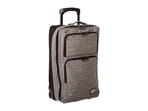 Dakine - Womens Carry On Roller 36L (Lunar) Luggage