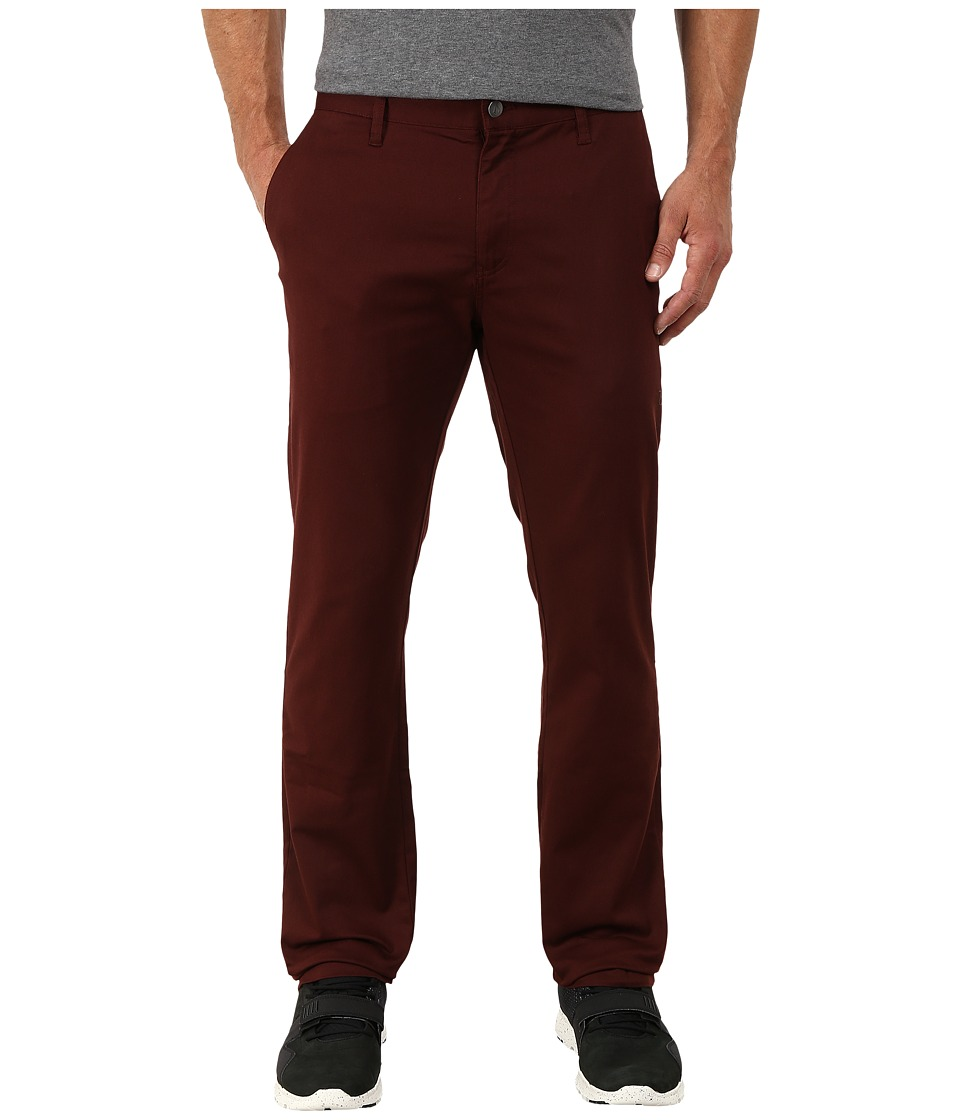Volcom - Frickin Modern Stretch Chino (Cherrywood) Men's Casual Pants