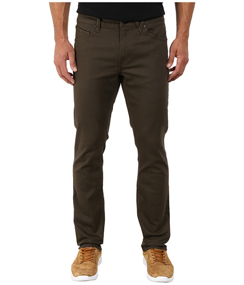 Volcom - Vorta Twill Pant (Soil) Men's Casual Pants