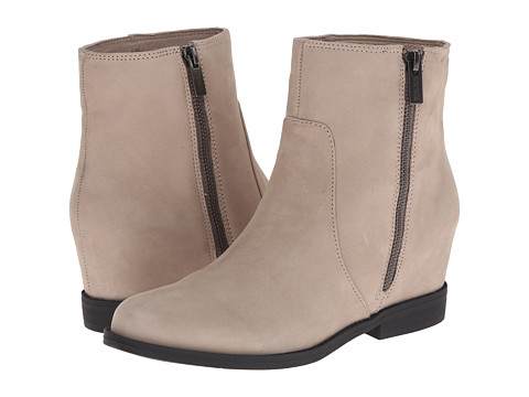 Kenneth Cole Reaction - Lift It (Taupe) Women's Zip Boots