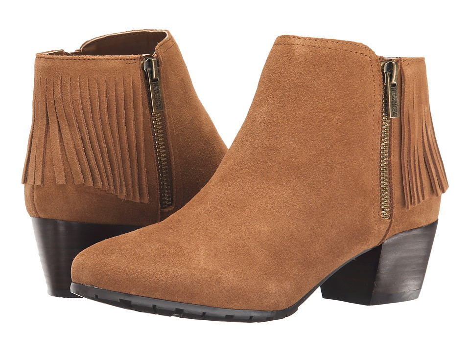Kenneth Cole Reaction - Pil-Ates (Toffee) Women's Zip Boots