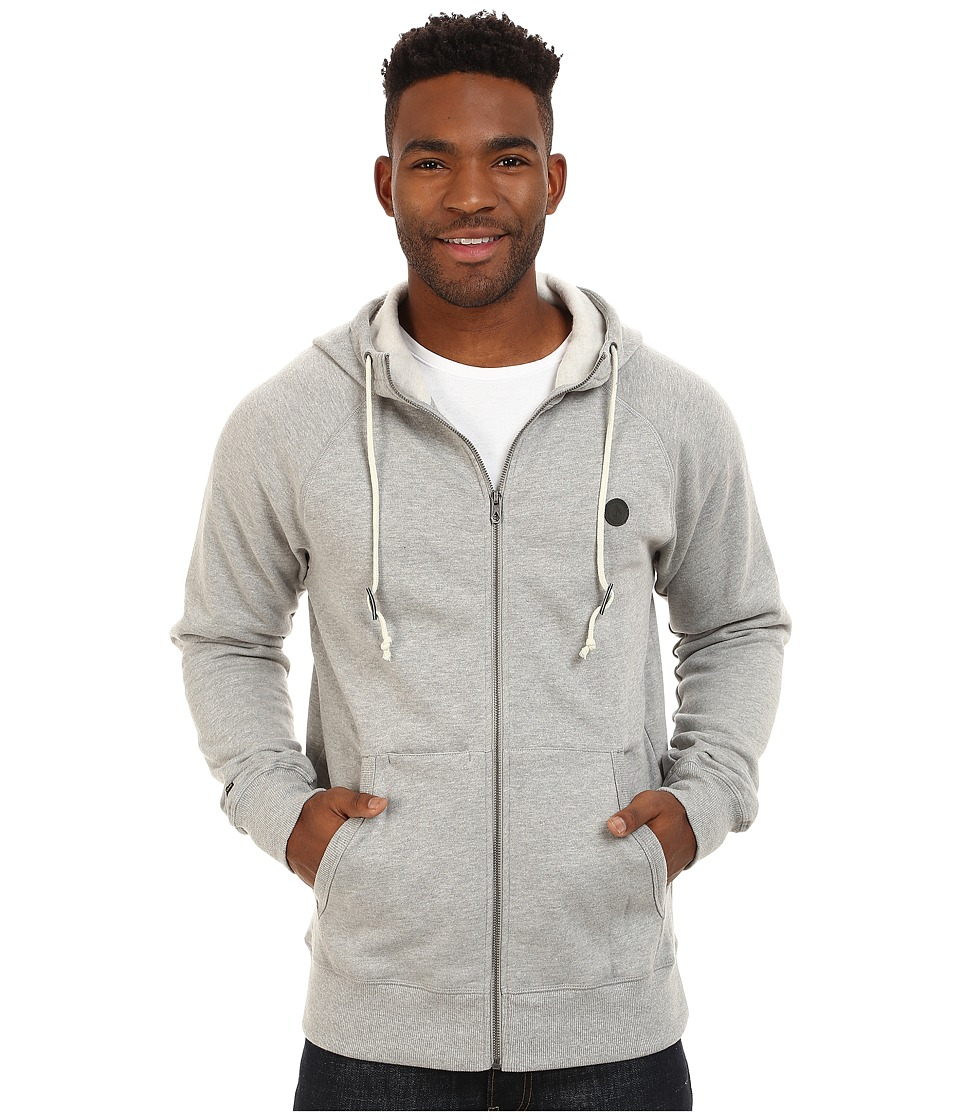 Volcom - Pulli Zip (Heather Grey) Men