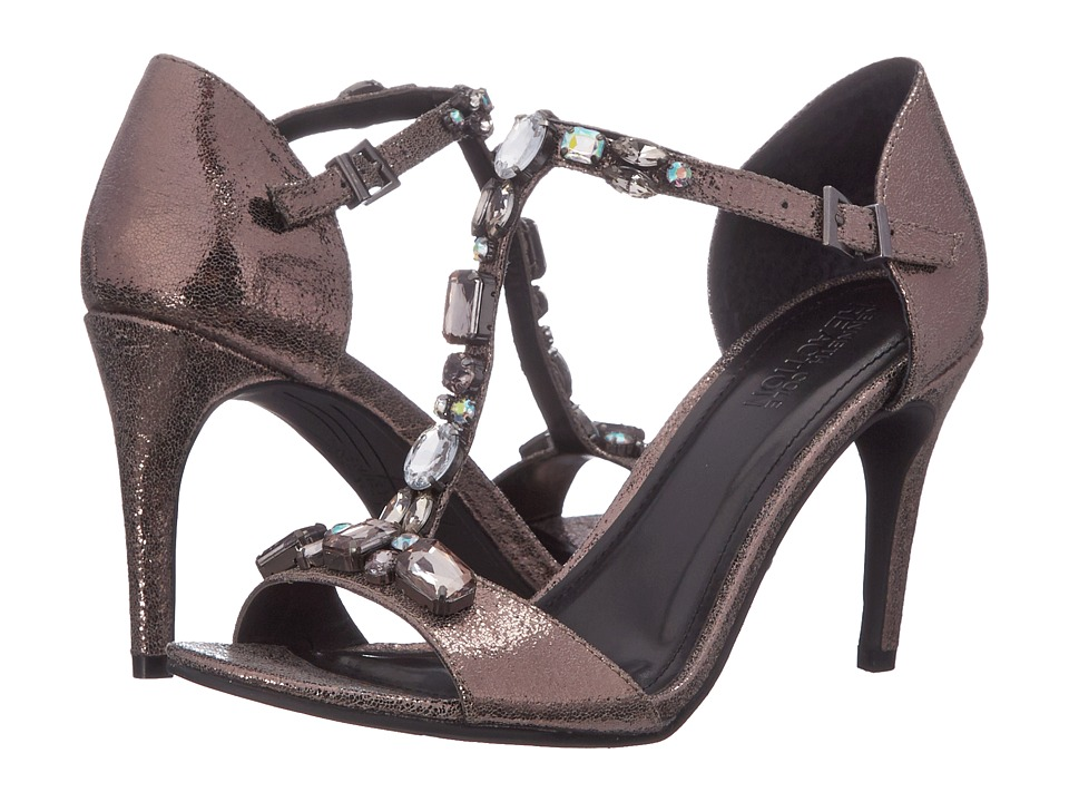 Kenneth Cole Reaction - Pin Pixie (Pewter) High Heels