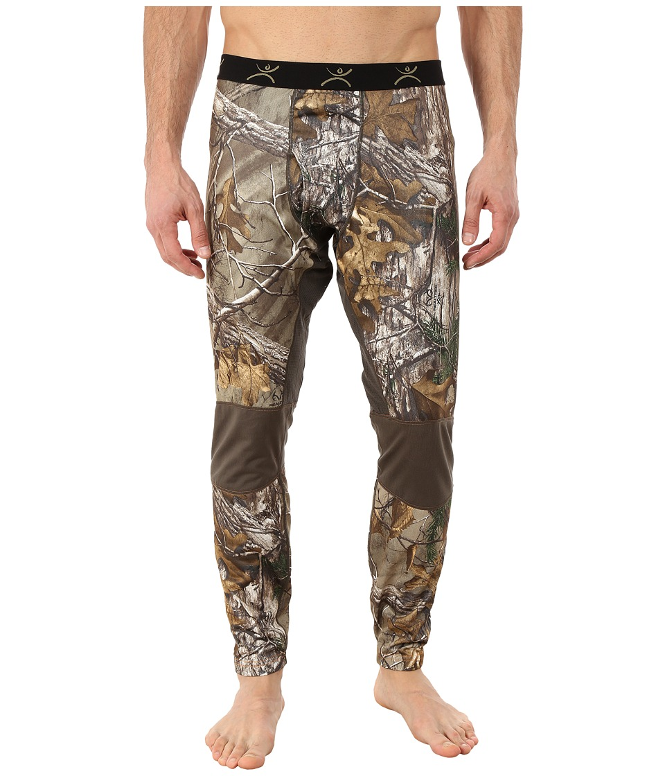 Terramar - 3.0 Tracker Pants (Realtree Xtra/Dark Loden) Men's Casual Pants