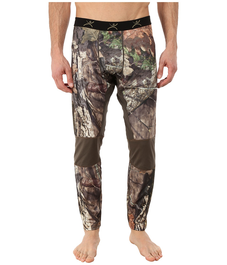 Terramar - 3.0 Tracker Pants (Mossy Oak Break-Up Country/Dark Loden) Men's Casual Pants