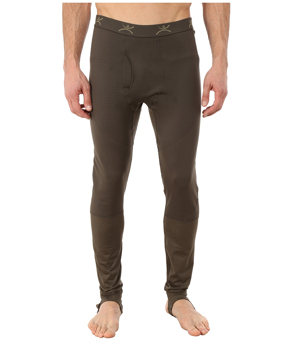 Terramar - 4.0 Predator II Wader Pants (Dark Loden) Men's Casual Pants