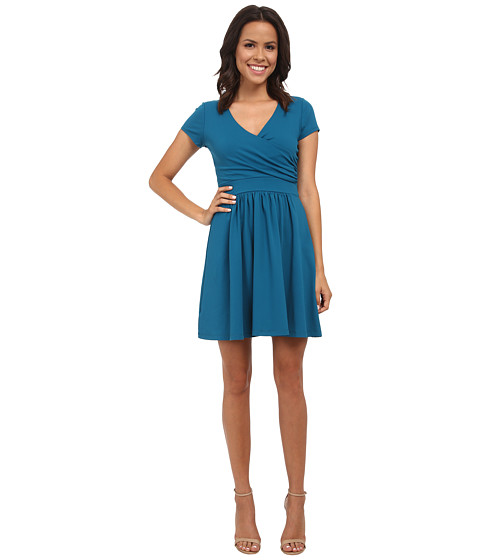 Susana Monaco - Emma Dress (Sea) Women's Dress