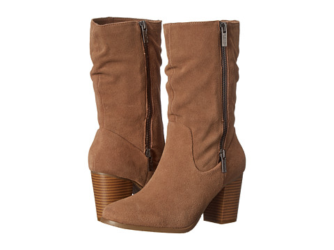 Kenneth Cole Reaction - Lady Of Mine (Putty) Women's Zip Boots