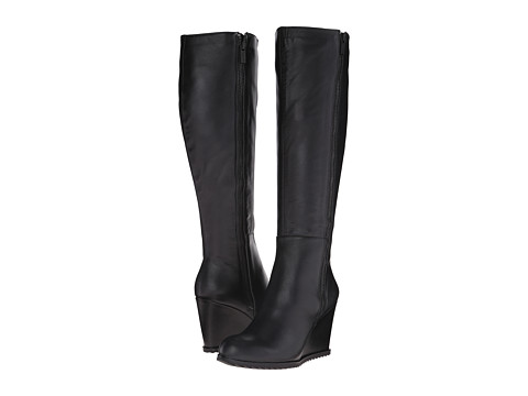 Kenneth Cole Reaction - Storm Chaser (Black) Women's Zip Boots