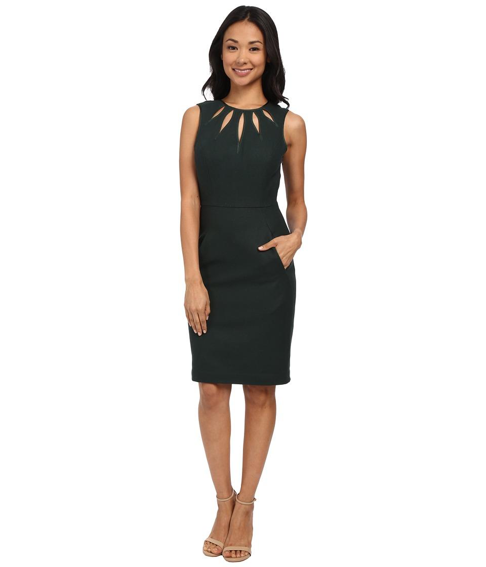 Susana Monaco Cora Dress (Pine) Women