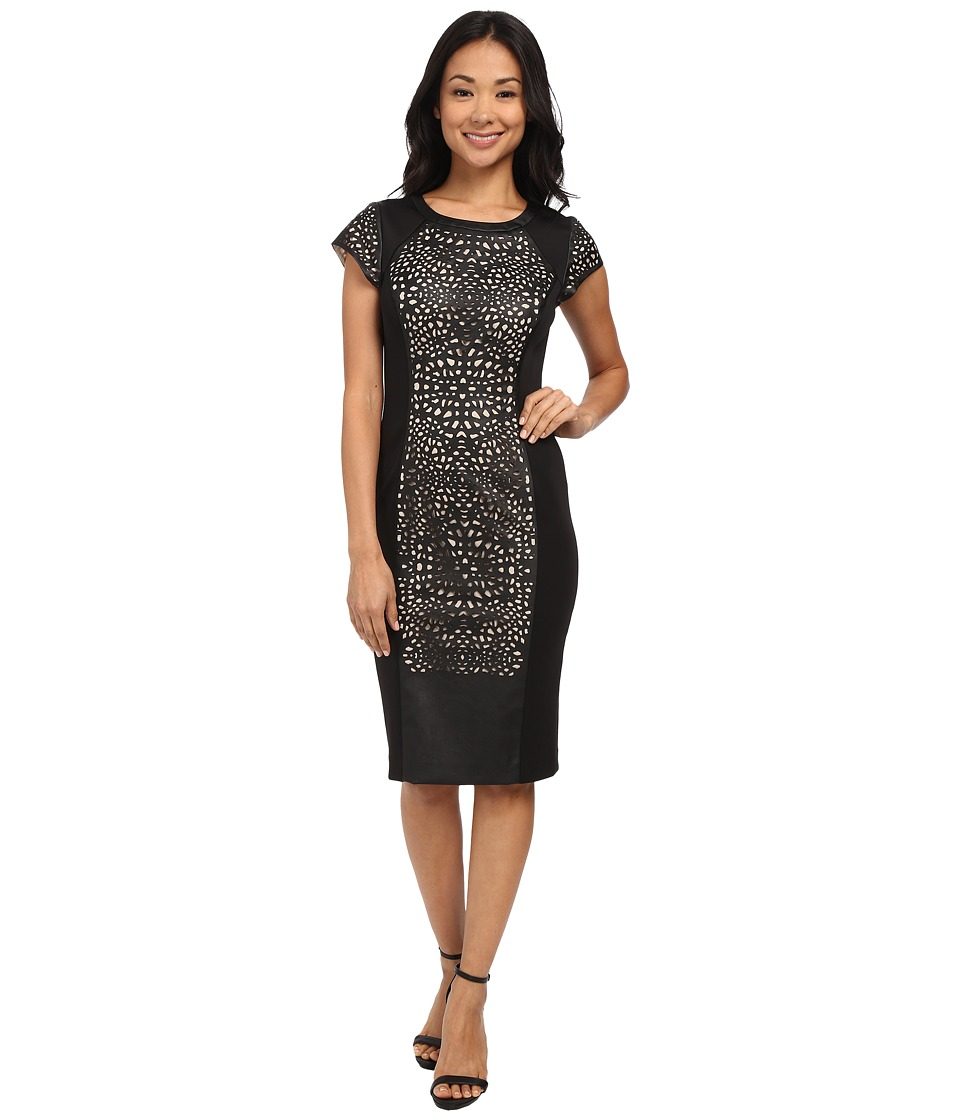 Susana Monaco - Carmine Dress (Black) Women's Dress