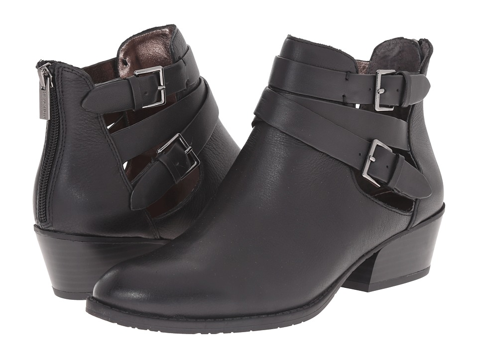 Kenneth Cole Reaction - Raw Lucky (Black) Women's Zip Boots