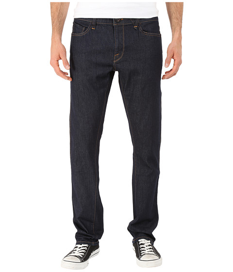 Volcom - Vorta Form Denim (Sgene Blue Rinse) Men's Jeans