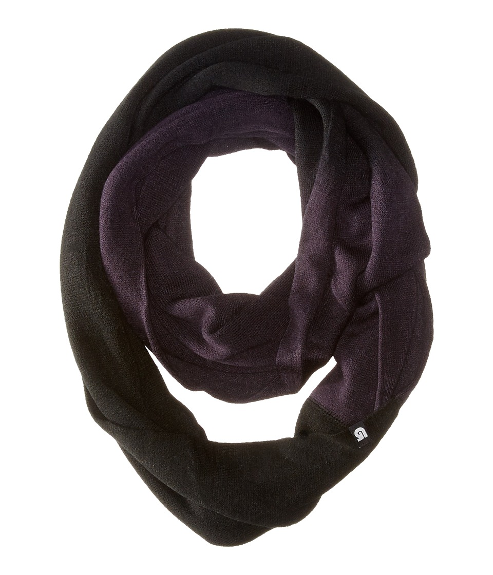 Burton - Crush Scarf (True Black/Holbrook) Scarves