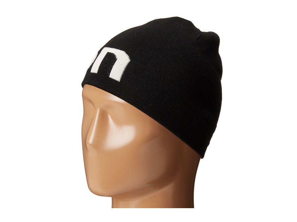 Burton - Billboard Beanie (Little Kids/Big Kids) (True Black/Stout White) Beanies