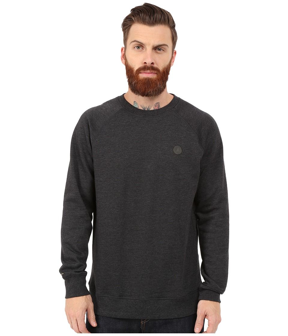 Volcom - Pulli Crew (Black) Men's Sweatshirt