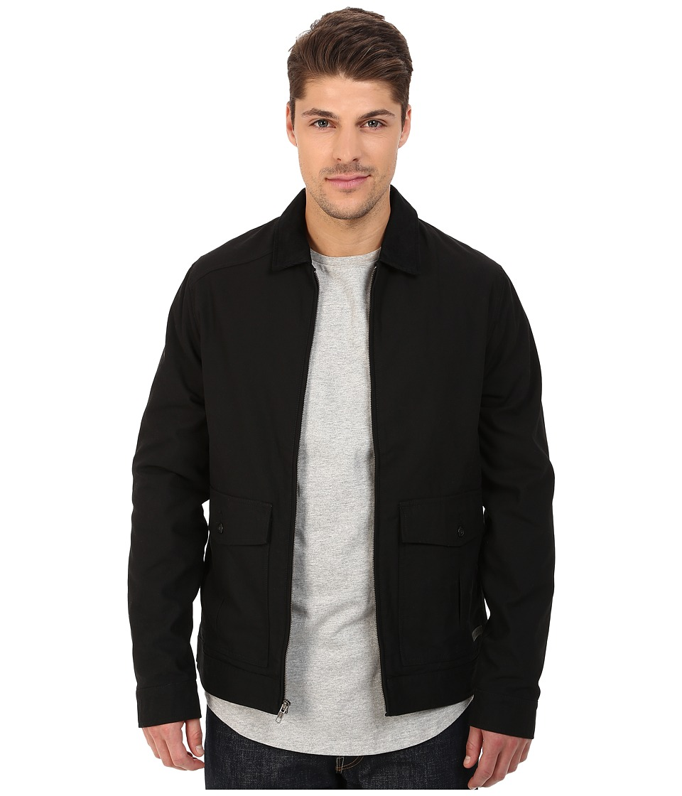 Volcom - Manson Jacket (Black) Men's Jacket