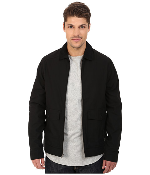 Volcom - Manson Jacket (Black) Men