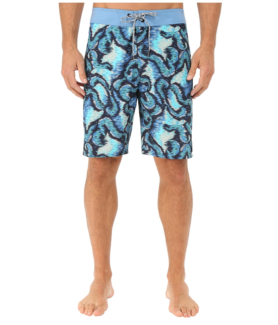Volcom - Basque 20 Boardshorts (Alice Blue) Men